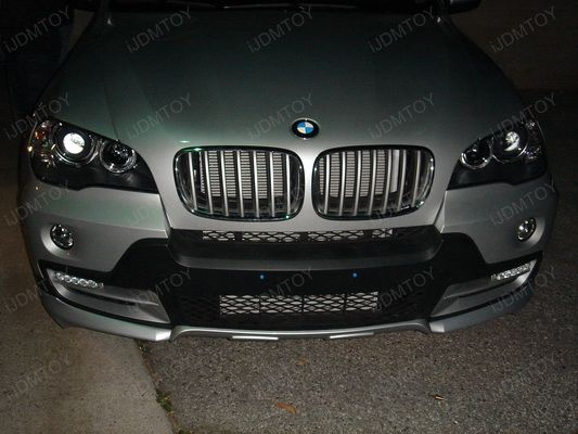 BMW - X5 - LED - Daytime - Running - Lights 01